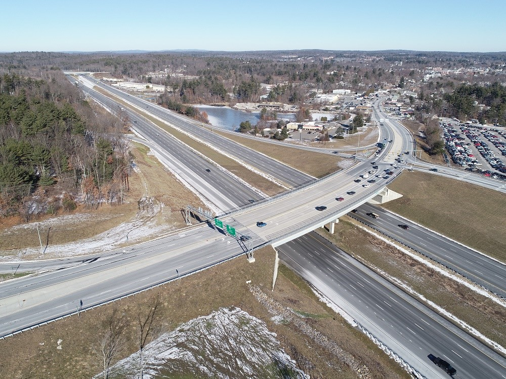 Interstate 93 expansion New Hampshire