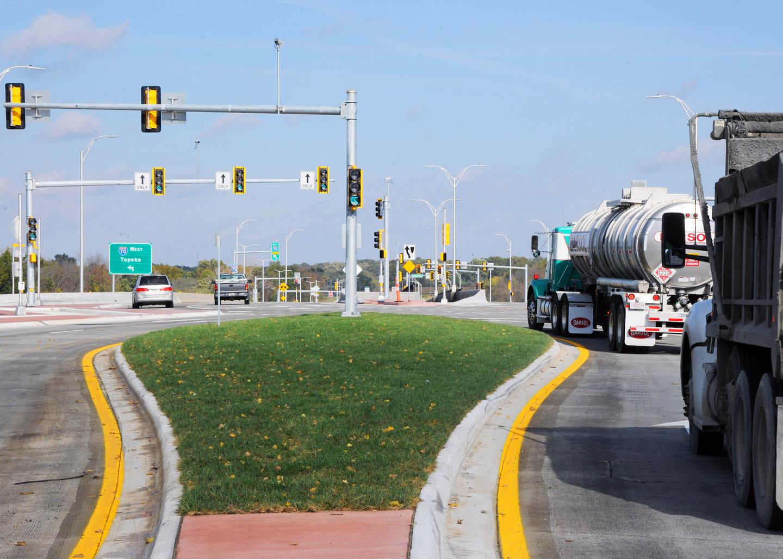 Turner Diagonal interchange Kansas City